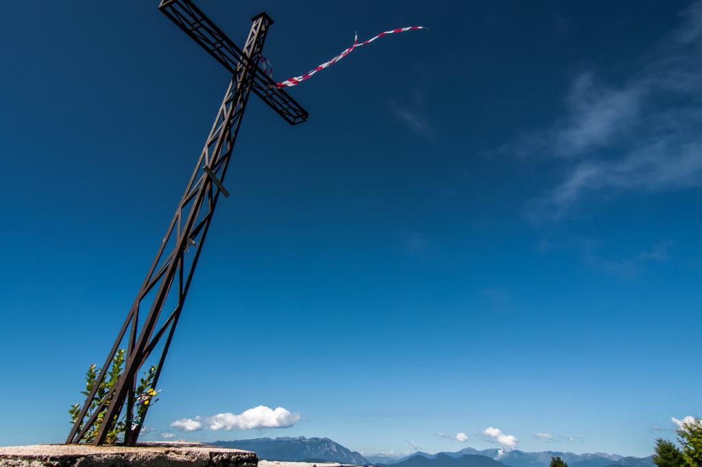 La croce del Monte Avena